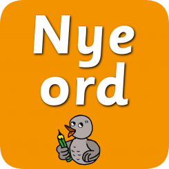 App: Nye ord (Android)