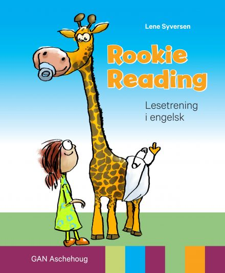 Rookie Reading - Lesetrening i engelsk 1