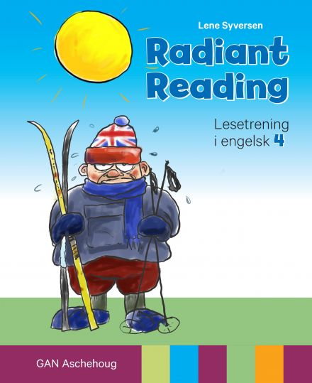 Radiant Reading - Lesetrening i engelsk 4